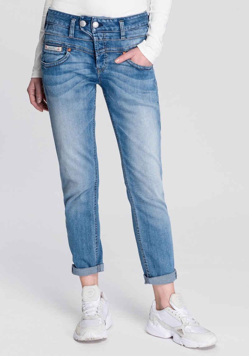 Herrlicher Boyfriend-Jeans »BIJOU ORGANIC« umweltfreundlich dank Kitotex Technologie
