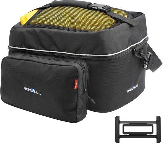 KlickFix Gepäckträgertasche »Rackpack Touring«