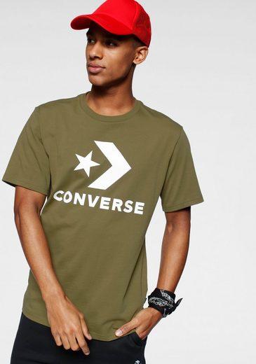 Converse T-Shirt »CONVERSE STAR CHEVRON TEE«
