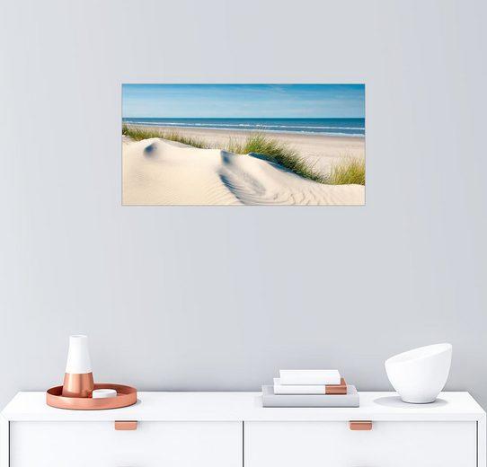 Posterlounge Wandbild, Langeoog Beach
