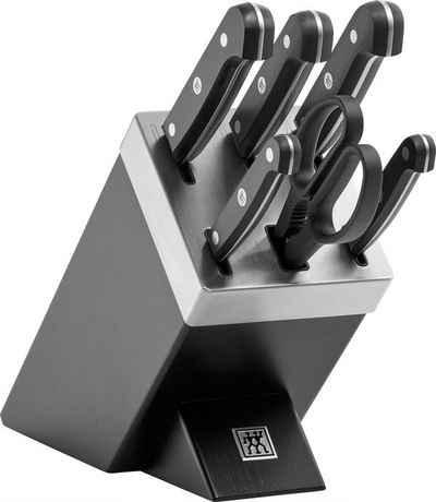 Zwilling Messerblock »Gourmet« (7tlg), selbstschärfend