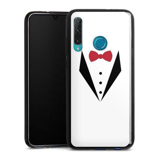 DeinDesign Handyhülle »Red Bow Tuxedo« OnePlus 8, Hülle Men Style