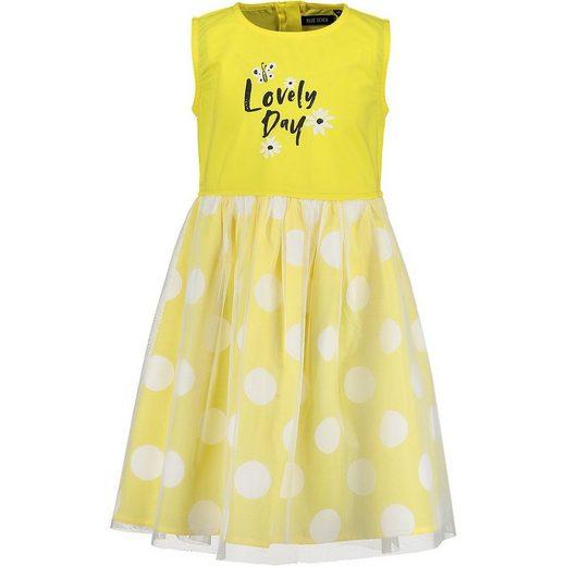 Blue Seven A-Linien-Kleid »Kinder Kleid«