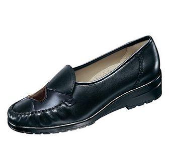 JENNY Mokasinų tipo batai su Wechselfußbett