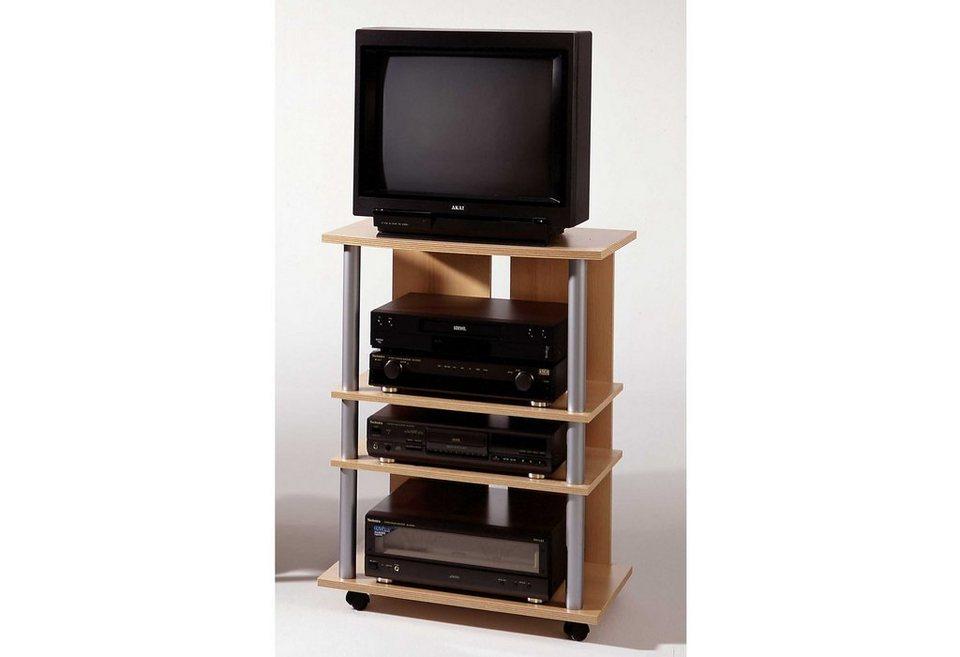 TV/Hifi-Regal in buche