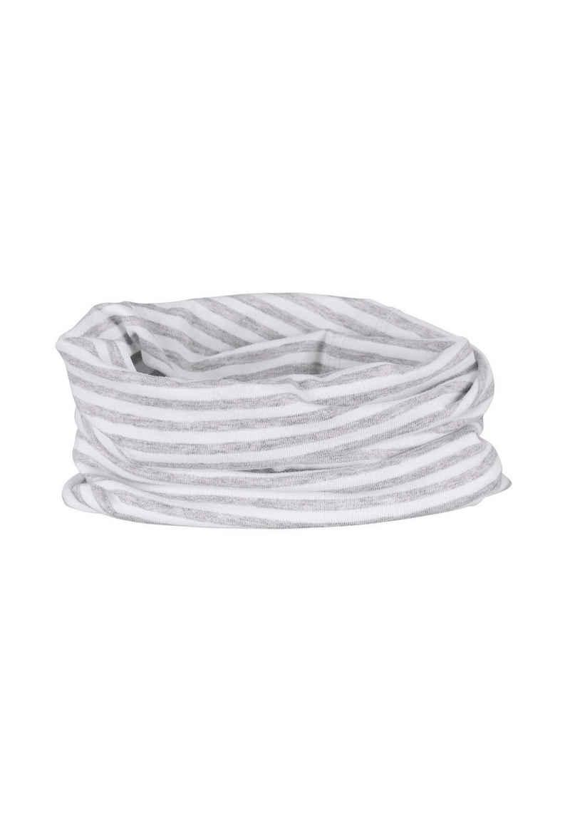 Sterntaler® Multifunktionstuch »Multifunktionstuch« (1-St) mit Organic Cotton; als Mütze, Haarband, Piratentuch, Stirnband, Schalmütze, Halstuch und Saharatuch tragbar