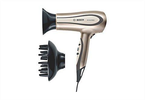 Bosch, Haartrockner, »Standard BrillantCare Hairtype PHD5980«, 2200 Watt in natur