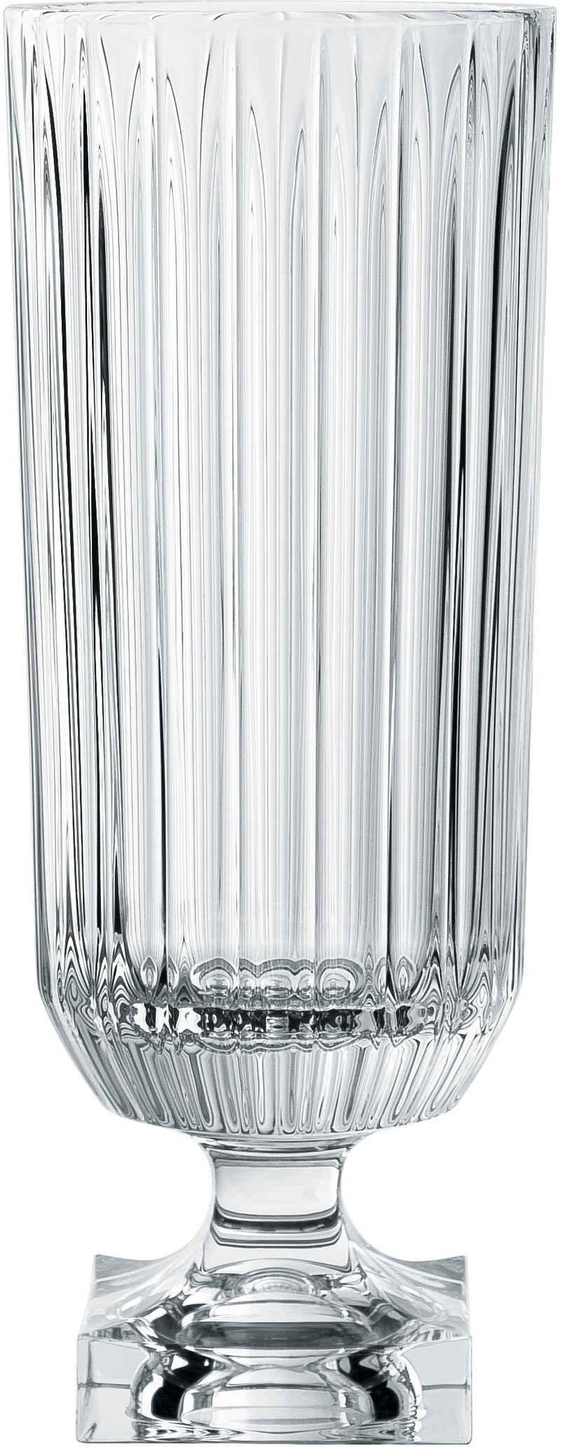 Nachtmann Dekovase »Minerva«, Kristallglas