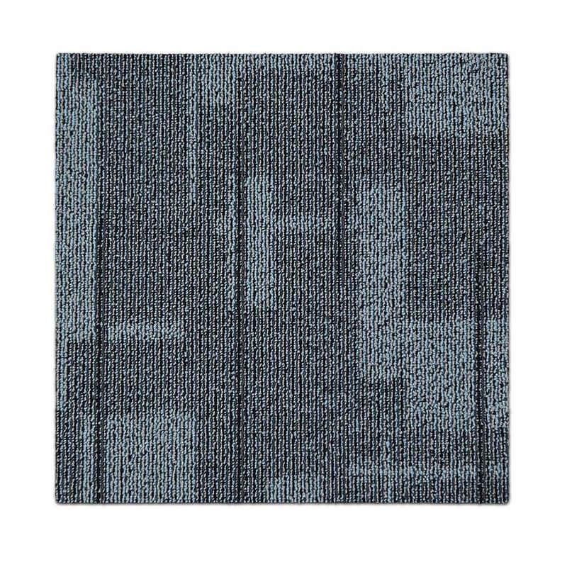 Teppichfliese »Andorra«, casa pura, Quadratisch, Höhe 6 mm, Selbstliegend