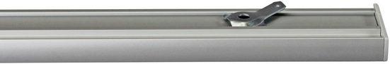Gardinenschiene »Flächenvorhangschiene 2 - 5 lauf, spezial«, GARESA, 2-läufig, Wunschmaßlänge