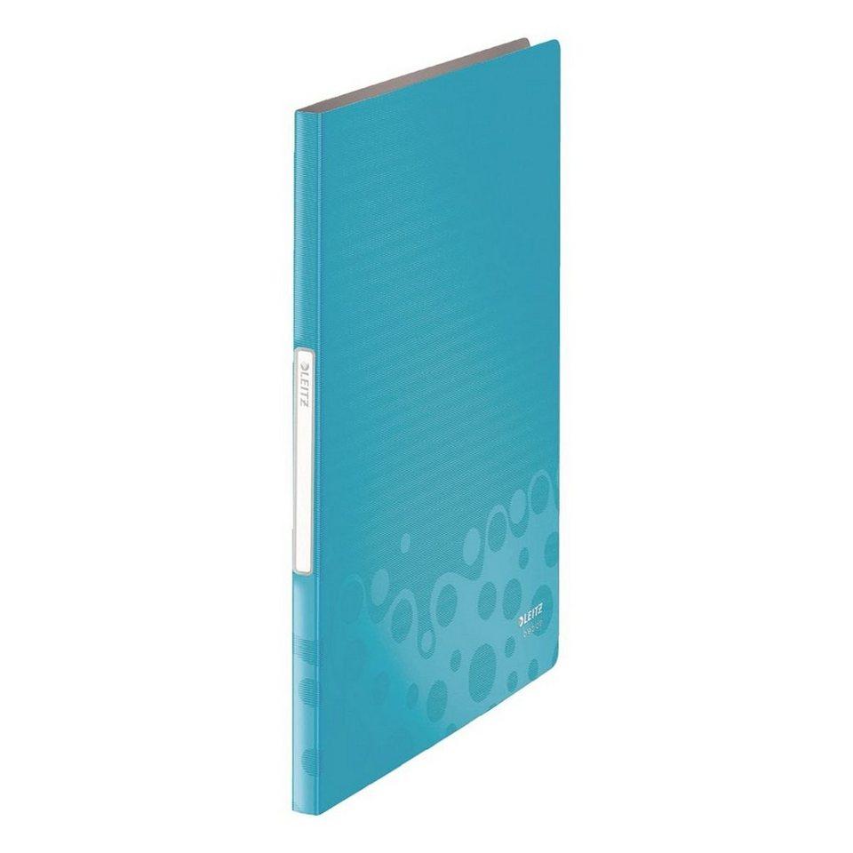 Leitz Präsentations-Sichtbuch »Bebop« in blau