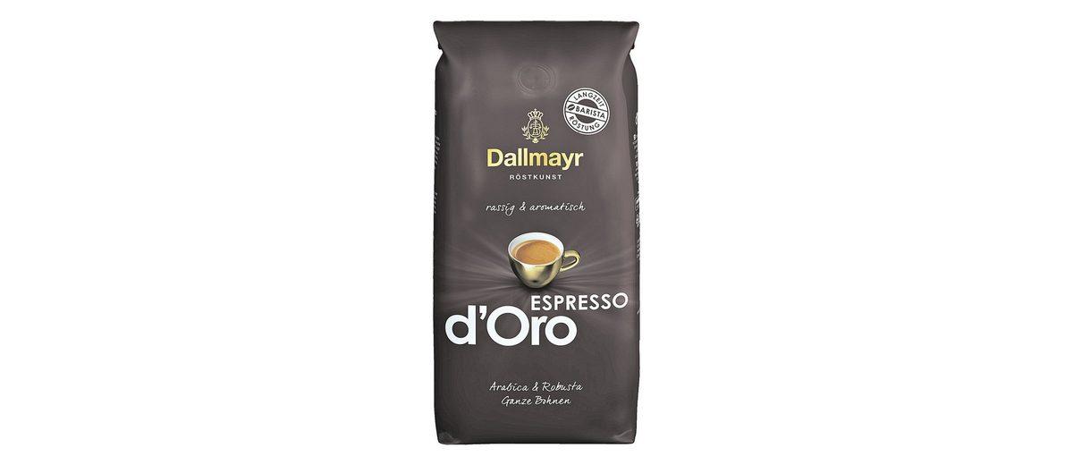 DALLMAYR Espresso - ganze Bohnen »d'Oro«