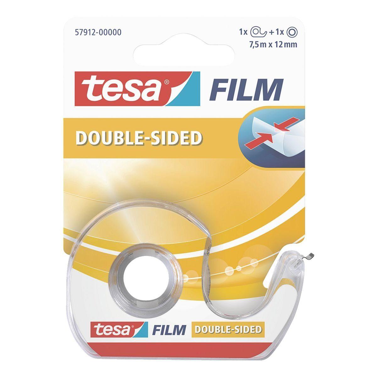 Tesa Doppelseitiges Klebeband