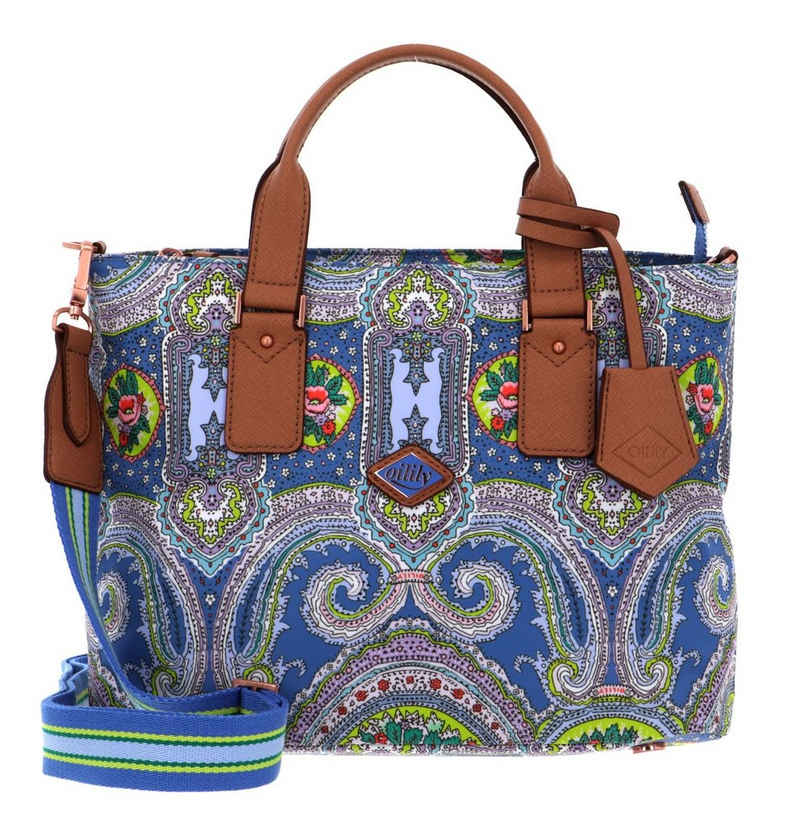Oilily Handtasche »City Rose Paisley«