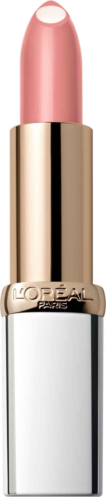 L'ORÉAL PARIS Lippenstift »Age Perfect«, mit feuchtigkeitsspendendem Pflege-Kern