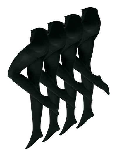 Nur Die Feinstrumpfhose »Ultra Blickdicht - Im 4-Pack«