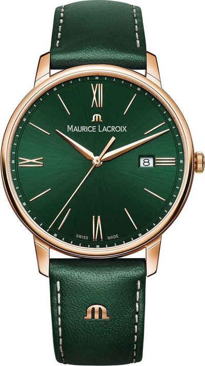 MAURICE LACROIX Schweizer Uhr »Eliros Date, EL1118-PVP01-610-1«