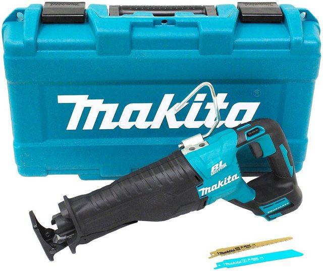 Makita Akku-Säbelsäge DJR187ZK , Set, 18 V, ohne Akku