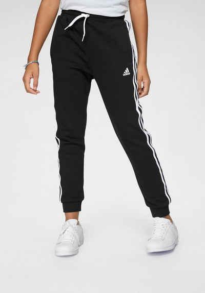 adidas Performance Jogginghose »3 STRIPES FLEECE PANT«