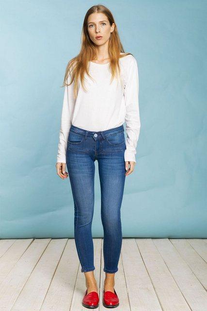 Hosen - BLUE FIRE Skinny Jeans in innovativer Superstretch Qualität › blau  - Onlineshop OTTO