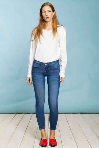 BLUE FIRE Skinny-Jeans in innovativer Superstretch-Qualität