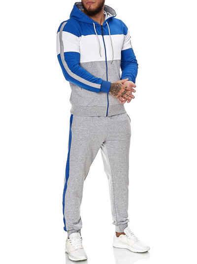 OneRedox Jogginganzug »Herren Jogginganzug Trainingsanzug Sportanzug«
