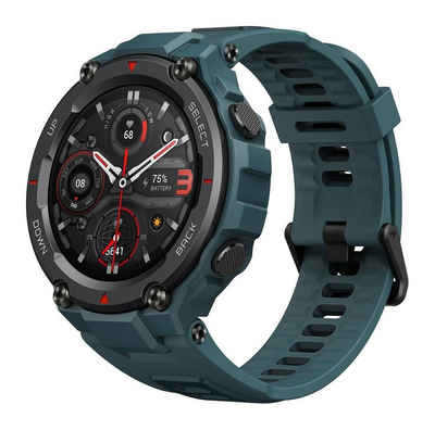 Amazfit Amazfit T-Rex Pro Smartwatch (3,3 cm/1,3 Zoll, RTOS)
