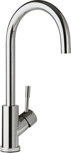 Villeroy & Boch Küchenarmatur »Umbrella« aus Edelstahl massiv