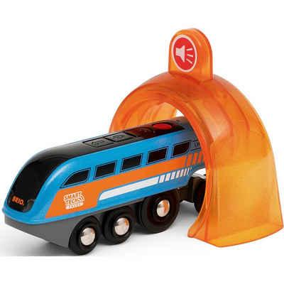 BRIO® Spielzeug-Eisenbahn »Smart Tech Sound Lok mit Aufnahmefunktion«