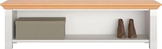 WEHRSDORFER Lowboard »Maisonette«, mit offenem Fach, Breite 158 cm