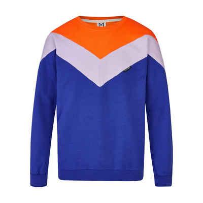 Manitober Sweatshirt »Erwachsenen Unisex Cut & Sew Sweatshirt (Bio-Baumwolle kbA)«