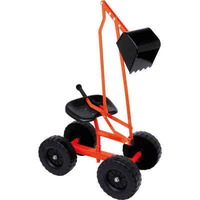 Small Foot Spielzeug-Gartenset »Bagger mit Rädern«