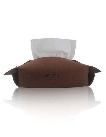 RAIKOU Papiertuchbox »Raikou Filz Kosmetiktuchbox Taschentuchbox dekorative Kleenex Box robuster Taschentuch Spender aus 100% Filz Zupfbox«