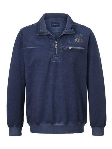Babista Sweatshirt Oily Dyed