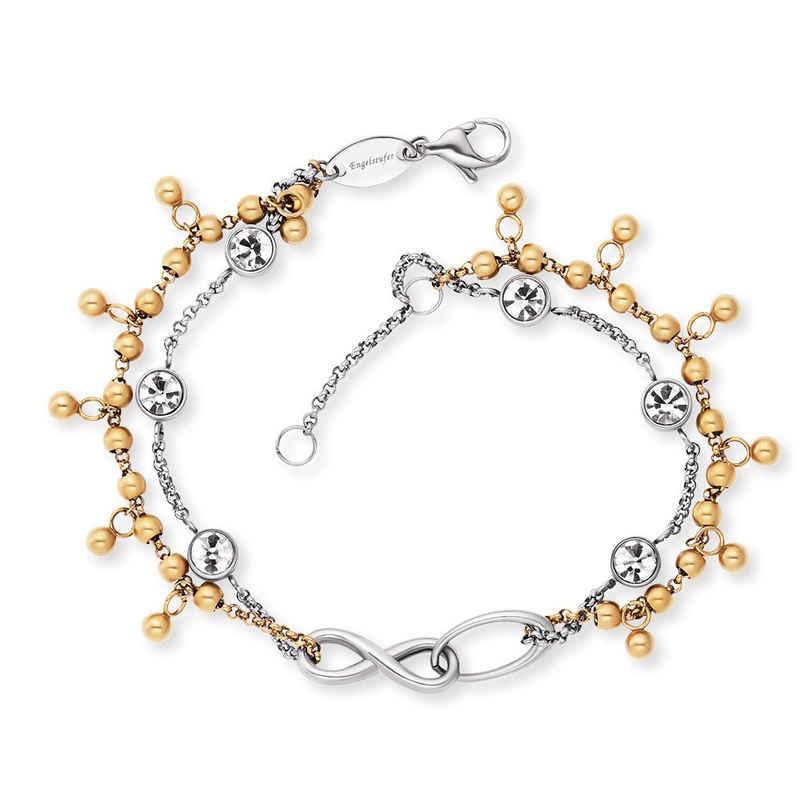 Engelsrufer Armband »Engelsrufer Armband ERBS-INFINITY-ZI-BI Boho Chic«