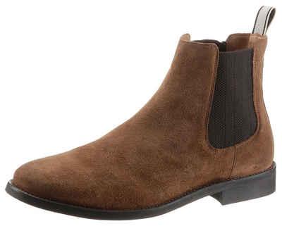 Gant Footwear »Sharpville« Chelseaboots mit Stretcheinatz