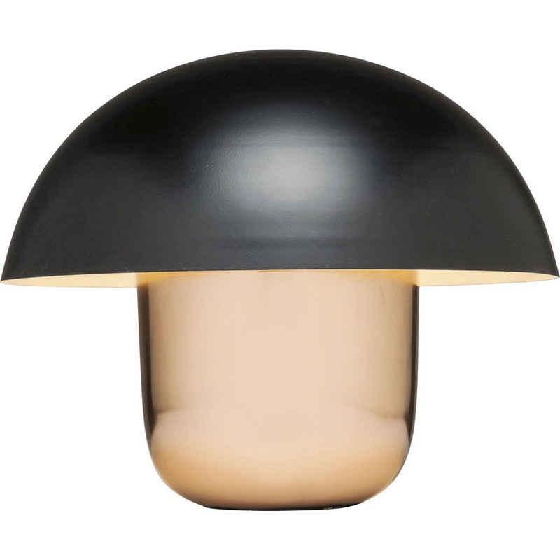 KARE Tischleuchte »Tischleuchte Mushroom Pilz KupferSchwarz«