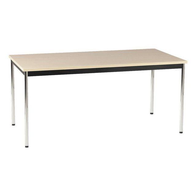 Rechtecktisch 160x80 cm »Mailand« | Büro > Bürotische > Konferenztische | OTTO