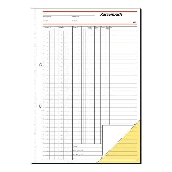 Sigel Formularbuch »Kassenbuch EDV«