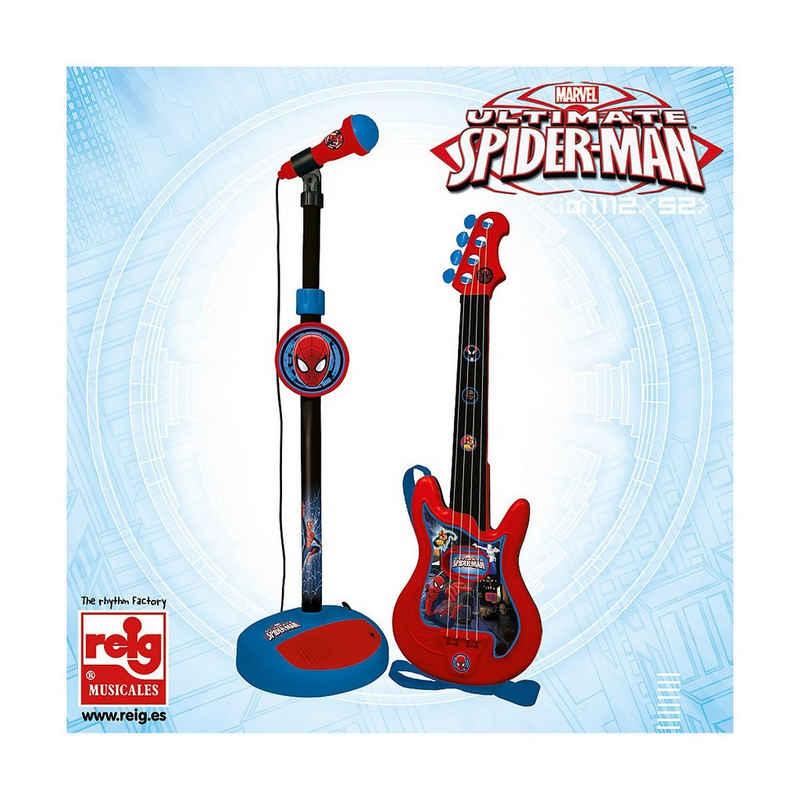 Spiderman Saiten »Gitarre mit Mikrofon«
