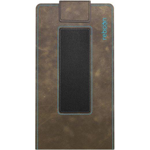reboon Flip Case »boonflip XS - Schutzhülle - wildleder braun«