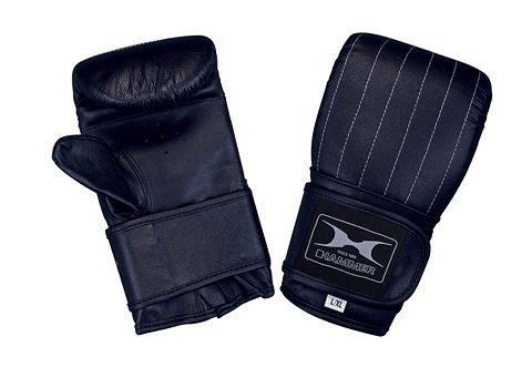 Sandsackhandschuhe, Hammer®, »Premium«, Rindsleder in schwarz