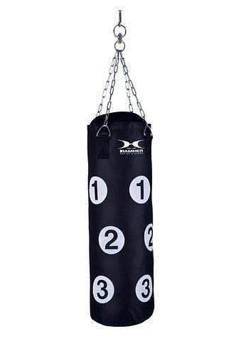 Boxsack, Hammer®, »Sparring«, mit Trefferpunkten