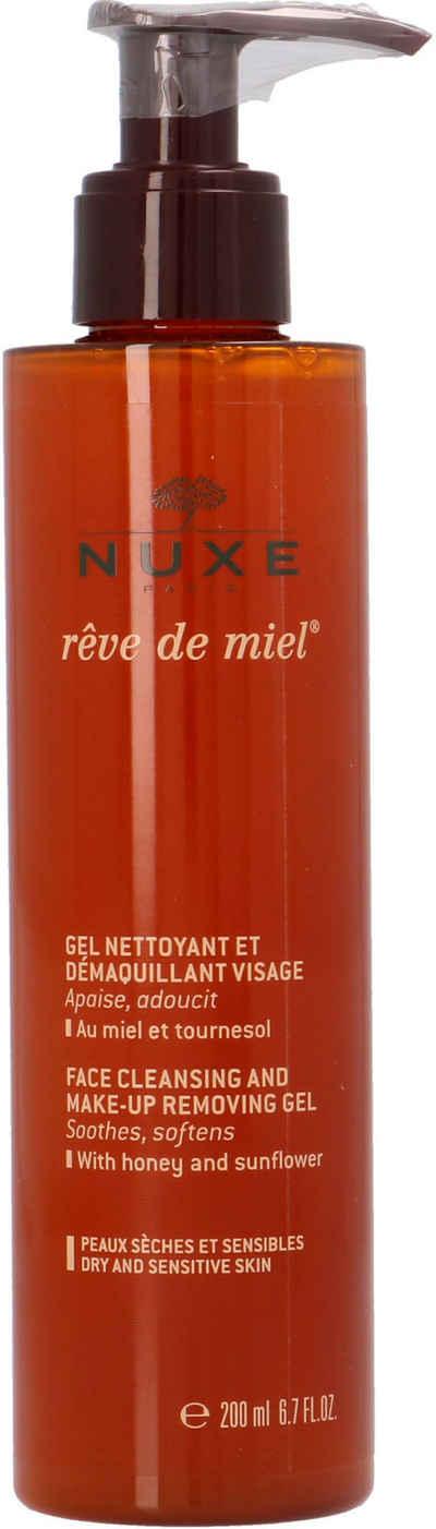 Nuxe Gesichtsreinigungsgel »Rêve De Miel Face Cleansing And Make-Up Removing Gel«