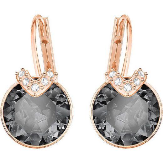 Swarovski Paar Ohrhänger »5299317«, Mit Swarovski Kristallen