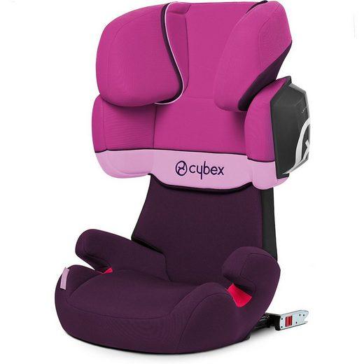Cybex Autokindersitz »Auto-Kindersitz Solution X2-Fix, Silver-Line,«