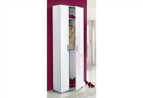 Garderobenschrank »Winsen«, Hmw in weiß-weiß
