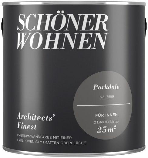 SCHÖNER WOHNEN FARBE Farbe »Architects' Finest Parkdale«, matt 2 l