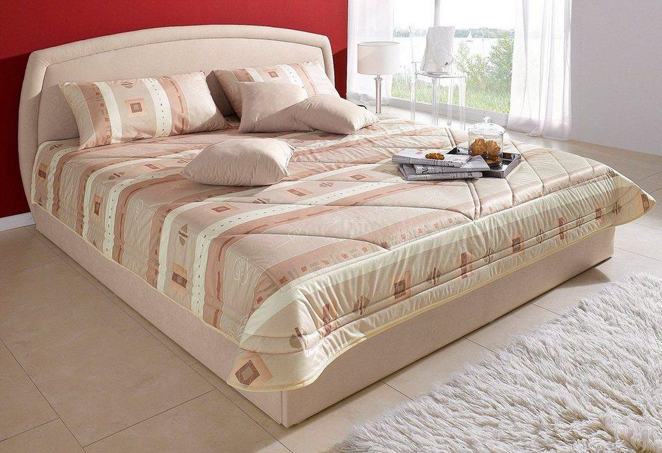 westfalia schlafkomfort polsterbett online kaufen otto. Black Bedroom Furniture Sets. Home Design Ideas