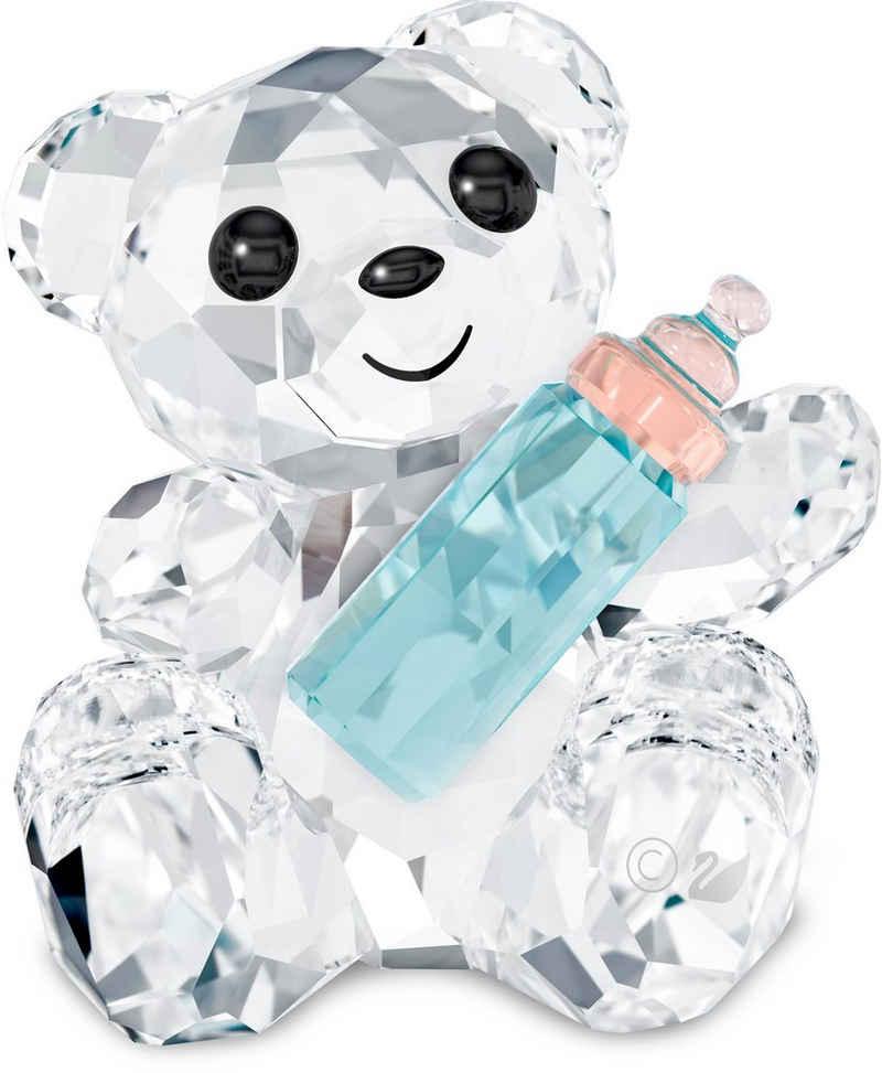 Swarovski Dekofigur »My Little Kris Bear Baby, 5557541« (1 Stück), Swarovski® Kristall mit schwarzem Emaille